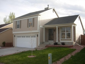 Our Home in Aurora, CO
